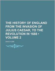 The History Of England (Volume 2) - David Hume