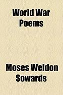 World War Poems