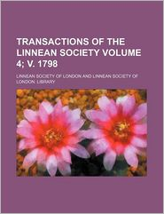 Transactions Of The Linnean Society (Volume 18 (1838-41)) - Linnean Society Of London
