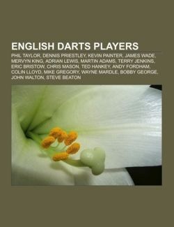 English darts players