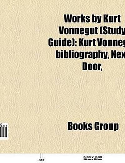 Works by Kurt Vonnegut (Book Guide) - Source