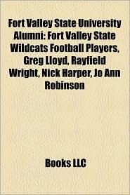 Fort Valley State University Alumni - Books Llc