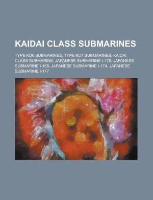 Kaidai Class Submarines
