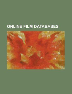 Online Film Databases: Adult Film Database, Allocine, Allrovi, Animator. Ru, BFI Film & TV Database, Big Cartoon Database, Box Office Mojo, Bo