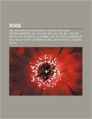 950s - Books Llc