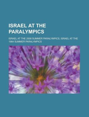 Israel At The Paralympics