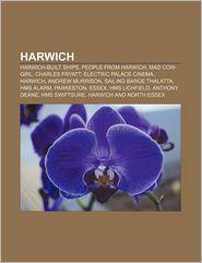 Harwich - Books Llc (Editor)