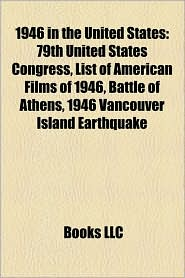 1946 In The United States - Books Llc