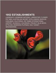 1952 Establishments - Books Llc