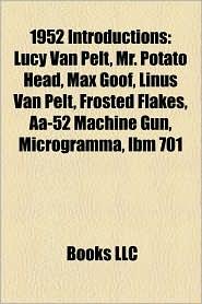 1952 Introductions - Books Llc