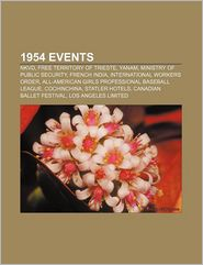 1954 Disestablishments - Books Llc