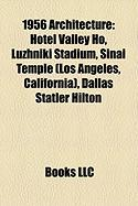 1956 Architecture: Hotel Valley Ho