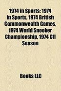 1974 in Sports: 1974 British Commonwealth Games