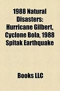 1988 Natural Disasters: Hurricane Gilbert