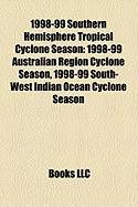 1998-99 Southern Hemisphere Tropical Cyclone Season: 1998-99 Australian Region Cyclone Season