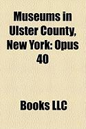 Museums in Ulster County, New York: Opus 40
