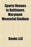Sports Venues in Baltimore, Maryland: Memorial Stadium