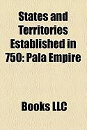 States and Territories Established in 750: Pala Empire