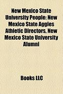 New Mexico State University People: New Mexico State Aggies Athletic Directors, New Mexico State University Alumni