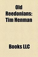 Old Reedonians: Tim Henman