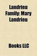 Landrieu Family: Mary Landrieu