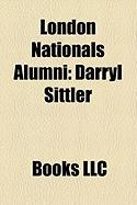 London Nationals Alumni: Darryl Sittler, Garry Unger, Jim Dorey, Rick MacLeish, Bob Cook, Walt McKechnie, Dick Decloe, Barry Boughner
