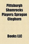 Pittsburgh Shamrocks Players: Sprague Cleghorn