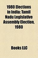 1980 Elections in India: Tamil Nadu Legislative Assembly Election, 1980