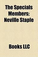 The Specials Members: Neville Staple