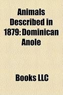 Animals Described in 1879: Dominican Anole