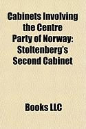 Cabinets Involving the Centre Party of Norway: Stoltenberg's Second Cabinet, Bondevik's First Cabinet, Borten's Cabinet