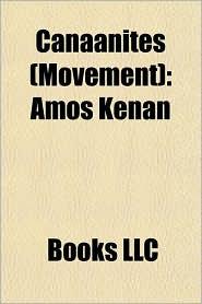 Canaanites (Movement): Amos Kenan