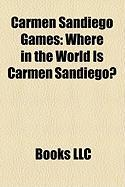 Carmen Sandiego Games: Where in the World Is Carmen Sandiego?