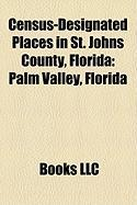 Census-Designated Places in St. Johns County, Florida: Palm Valley, Florida
