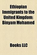 Ethiopian Immigrants to the United Kingdom: Binyam Mohamed