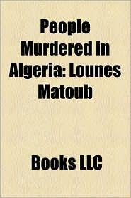 People Murdered In Algeria