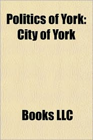 Politics of York: City of York