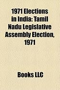 1971 Elections in India: Tamil Nadu Legislative Assembly Election, 1971