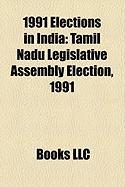1991 Elections in India: Tamil Nadu Legislative Assembly Election, 1991
