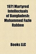 1971 Martyred Intellectuals of Bangladesh: Mohammed Fazle Rabbee
