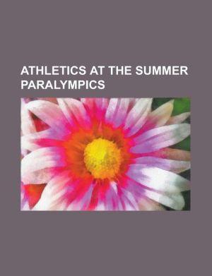 Athletics at the Summer Paralympics: Athletics at the 1964 Summer Paralympics, Athletics at the 1968 Summer Paralympics, Athletics at the 1972 Summer