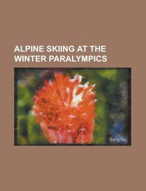 Alpine Skiing at the Winter Paralympics: Alpine Skiing at the 1976 Winter Paralympics, Alpine Skiing at the 1980 Winter Paralympics, Alpine Skiing at