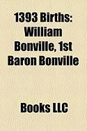 1393 Births: William Bonville, 1st Baron Bonville