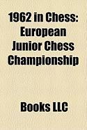 1962 in Chess: European Junior Chess Championship