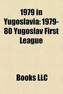 1979 in Yugoslavia: 1979-80 Yugoslav First League
