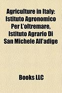 Agriculture in Italy: Istituto Agronomico Per L'Oltremare