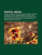 Digital media: Digital, Moore's law, Digital cinema, Kendra initiative, Laserdisc, Digital divide, Digital cinematography, Digital video recorder, New ... Digital history, News ticker, New media art