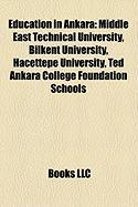 Education in Ankara: Middle East Technical University