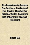 Fire Departments: German Fire Services