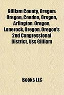 Gilliam County, Oregon: Oregon's 2nd Congressional District